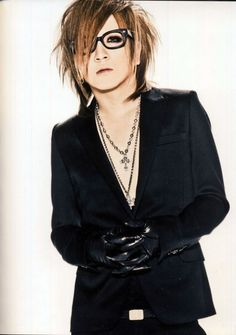 Ruki - The GazettE-can I keep you love? <3