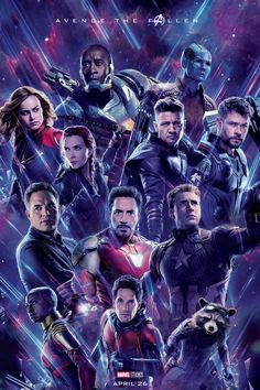 I went to see Avengers endgame today so amazing it was heartbreaking too a to see two main characters gone lots of surprises must see again. Marvel Comics, Marvel Comic Universe, Marvel Fan, Marvel Memes, Marvel Cinematic Universe, Captain Marvel, Captain America, The Avengers, Avengers Poster