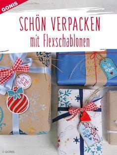 DIY Geschenke schön verpacken zu Weihnachten mit Packpapier / gift wrapping ideas Wrapping Ideas, Gift Wrapping, Diy Weihnachten, Christmas Gifts, Inspiration, Brother, Blog, Xmas, Ideas For Christmas