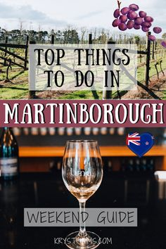 Top Things To Do in Martinborough, NZ Weekend Guide Places To Travel, Travel Destinations, Travel Tips, Places To Go, Stuff To Do, Things To Do, Lakeside Cottage, Best Beer, Lake View