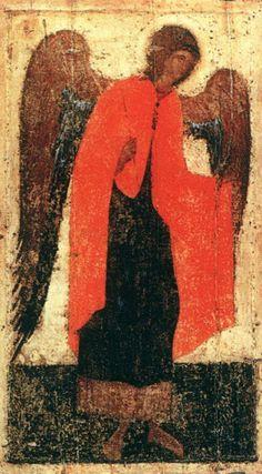 Θεοφάνης ο Έλληνας-Αρχάγγελος Γαβριήλ, 1399 (Καθεδρικός ναός Μόσχας)