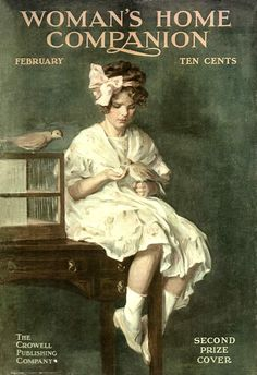 Woman's Home Companion Magazine, February 1908