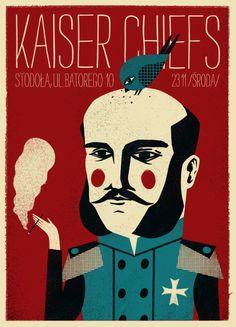 kaiser chiefs | poster