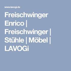Freischwinger Enrico | Freischwinger | Stühle | Möbel | LAVOGi
