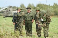 BUDIHINO, RUSSIA - AUG 26, 2010: During Command Post Exercises.. Stock Photo, Picture And Royalty Free Image. Pic 26418789.