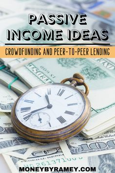 The following passive income ideas are a great way to start your journey towards financial freedom, and if you do it right, you will create a stable passive income flow in less time and with less effort. Click the photo to learn more about Crowdfunding and Peer-to-Peer Lending. #ideas #passiveincome #makemoney #money #moneymanagement #financialfreedom #financialplanning #financialfreedom #tips #howto #financial