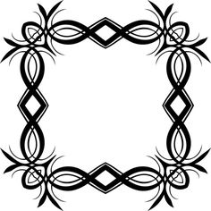 Decorative Frame ❤ liked on Polyvore featuring frames, backgrounds, art, borders, jewelry and picture frame