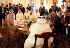 Exciting News for Qatar as Arab states' blockade coming to an end pretty soon