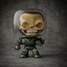The World's First Freestanding Full Body Skeleton In Funko Pop Dimensions Custom Pop Figures, Pop Custom, Custom Funko Pop, Pop Vinyl Figures, Marvel Legends, Funko Pop Shelves, Funko Pop Toys, Pop Characters, Toy Art