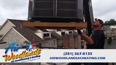 Call Air Woodlands A/C & Heating (281)367-8135 Visit us online AirWoodlandsACHeating.com