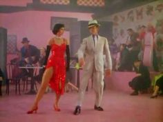 """""""Girl Hunt Ballet"""" — Fred Astaire and Cyd Charisse, 1953 - YouTube"""