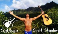 Moonlight Encounter ~ Sabaya Music ~ Scott Stouder Kauai