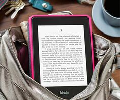 Kindle Paperwhite: For the serious reader. I'm an Apple fanatic but for hardcore reading this device is unbelievable. I might be one of those freaks with an iPad & a Kindle in my purse at all times! Anyone else a gadget lover like me??