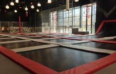Jumpology - Trampoline Arena...not RVA but is in VA. 10087 Brook Road Glen Allen, VA 23059