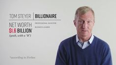 "The economic reason why tax cuts for the rich are so stupid | Inequality Media | Published Sep 27, 2017 | https://youtu.be/pPe5xYBP0D8 | ""Rich Americans know they don't need a tax cut. They also know trickle-down economics is nonsense. Listen to Tom Steyer."" Click to watch and share video (3:01)"