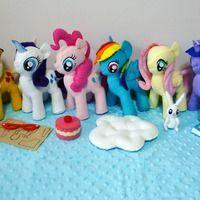 Felt Fluttershy Sewing Pattern - My Little Pony Pattern PDF Ebook - Thumbnail 4