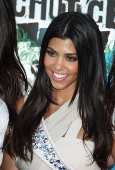 Kourtney Kardashian Hairstyles | Kourtney Kardashian Hair