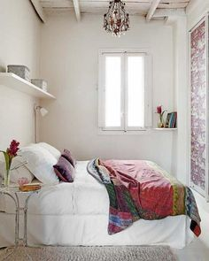 22 Inspiring Small Bedroom Design and Decorating Ideas – Lushome
