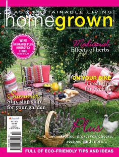 Cover of our latest magazine in the shops across Australia December 2013 Our staff write many of the articles and our principal, John Mason is garden editor.