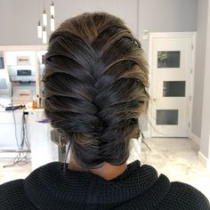 Long Hairstyles For Women Braids Updo Braid Hairstyles, Long Hairstyles, Braids For Long Hair, Braided Updo, Updos, Dreadlocks, My Style, Hair Styles, Beauty