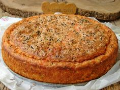 Pizza Recipes, Gluten Free Recipes, Bread Recipes, Granola Bars, Low Calorie Recipes, How To Make Bread, Good Food, Food And Drink, Favorite Recipes