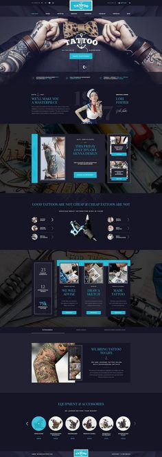 Creative WP Themes for Inspiration!