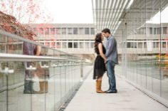 SFU Engagement Session – Tyler and Jenna | Vancouver Wedding Photographer – Hayley Rae