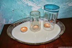 Eksperymenty dla dzieci - Moje Dzieci Kreatywnie Tea Lights, Glass Vase, Candles, Table Decorations, Anna, Bucket, Tea Light Candles, Candy, Candle Sticks