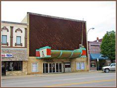 theater in Winfield, Kansas