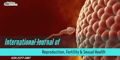 International Journal of Reproduction, Fertility & Sexual Health (IJRFSH) ISSN 2377-1887 is a comprehensive, peer reviewed journal devoted to Reproduction, Fertility & Sexual Health. IJRFSH, published by SciDocPublishers is an Open Access journal that includes high quality papers, which covers all major areas of Reproduction, Fertility & Sexual Health and its diagnosis.