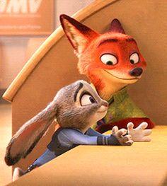 Judy and Nick - Disney's Zootopia Photo (39107391) - Fanpop