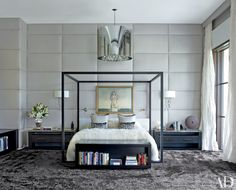 Get inspiration and make the chic upgrade: Why you need a four poster bed | Architectural Digest