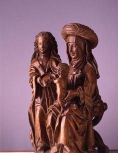 bonnefantenmuseum maastricht - Middeleeuwse sculptuur 13de - 16de eeuw