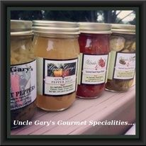 Uncle Gary's Gourmet Peppers & Gourmet Pepper Jelly