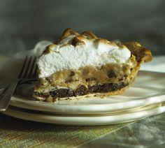 A delicious recipe right out of Grandma's recipe box!  California Raisin and Sour Cream Dream Pie