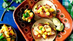 What to make for dinner? Shrimp or tilapia tacos? Why not combine the two and make delicious tacos for an unforgettable taco Tuesday? This recipe is truly delicious.