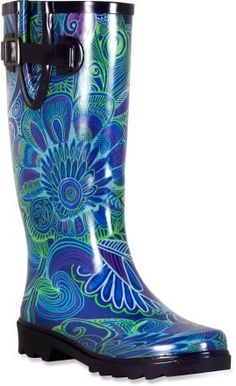 Women's Rain Boots - Sale on Now Cowgirl Boots, Western Boots, Riding Boots, Hunter Boots Outfit, Hunter Rain Boots, Timberland Style, Timberland Boots, Timberland Fashion, Winter Snow Boots