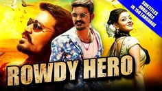 Rowdy Hero (Maari) 2016 Full Hindi Dubbed Movie   Dhanush, Kajal Aggarwal, Vijay Yesudas Published on Jul 20, 2016 The movie story deals