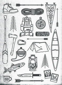 tattoo ideas for lovers of the outdoors