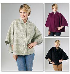 Nancy Zieman/McCall's Pattern 6447/how to sew faux fur | Nancy Zieman Blog