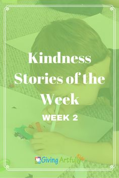 Kindness Stories, Acts of Kindness