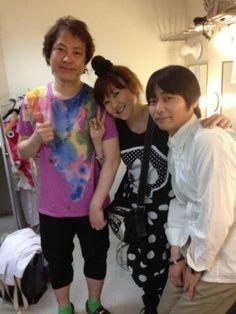 Okiayu Ryoutarou & Ishida Akira in Lizardman: Bitter Pain Dolls (2013)