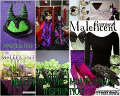Maleficent Pre-Movie Party Inspiration   Home is Where the Mouse is