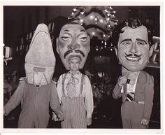 Mardi Gras New Orleans 1957