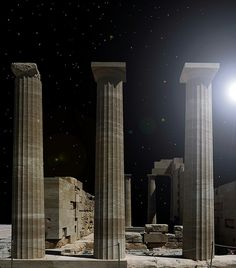 See The Pillars Of Great Ancient Civilizations Long Gone !...All Of Human's History Still Repeats Itself Over And Over !...So,We Must Pay Real Attention To What's Truly Going On !...In Case We Fail To Do So This Can Go On In Circles Forever !...© http://about.me/Samissomar Do You Like My Poetryscapes ?... Samissomar
