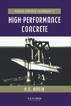 Buy High Performance Concrete by Pierre-Claude Aïtcin and Read this Book on Kobo's Free Apps. Discover Kobo's Vast Collection of Ebooks and Audiobooks Today - Over 4 Million Titles! Civil Engineering Books, Mechanical Engineering, Concrete, Claude, Nest, Free Apps, Audiobooks, Ebooks, Pdf