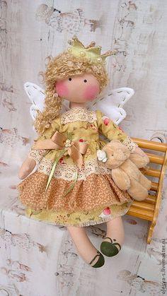 Boneca anjo