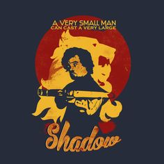 """Greatest Shadow""   Check out this totally awesome #gameofthrones t-shirt design!   Available now from So Geekin' Awesome @ http://www.sogeekinawesome.com/cast-the-greatest-shadow/"