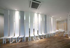 Vantan diseño Instituto Osak / once nueve oficinas de diseño interior  © Seiryo Yamada