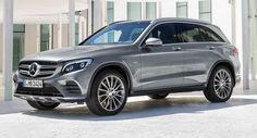 All-New 2016 Mercedes-Benz GLC: This Is It!